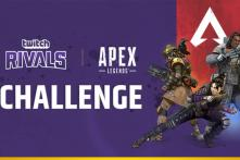 PUBG And Fortnite Rival Apex Legends Arrives on Twitch With a $200000 Competition
