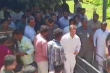 Rahul Gandhi Embarks on 4-Hour Walk to Offer Prayers at Tirupati
