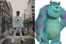 Sully Boy? Twitter Compares Ranveer Singh's Outfit To Monster's Inc Protagonist