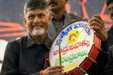 Andhra Govt Spends Rs 10 Cr on Trains, Food For VIPs, 1,100 Rooms For Naidu's 12-Hour Protest in Delhi