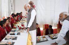 A Schoolgirl Had the Smartest Response to PM Modi's Apology for Late Lunch