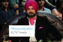 Twitter Wants to Boycott Kapil Sharma Show For Navjot Singh Sidhu's Comments on Pulwama Attack
