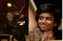 Indian Prodigy Plays Piano at Lightning Speed, Amazes Everyone on 'The World's Best' Show