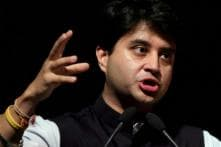 Jyotiraditya Scindia Among Early Ones to Cast Vote in MP for Lok Sabha Polls