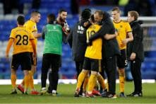 Wolves Match Club Record With 3-1 Win at Everton