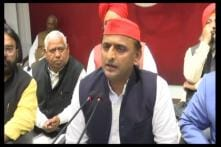 Today Country Needs More Bullet Proof Jackets For Our Soldiers, Not Bullet Trains: Akhilesh Yadav​
