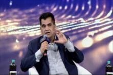 'If India Is To Grow At 9 To 10 Percent, India Needs To Get Into Sunrise Industries' Says Amitabh Kant