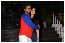 Ranveer Singh Kisses Wife Deepika Padukone Outside Soho House After Dinner Date