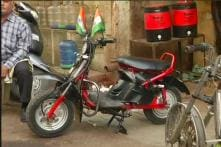 Differently-Abled Man in India Builds Electric Bikes From Recycled E-Waste