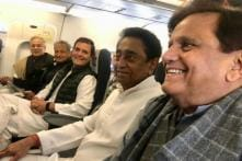 High on Optics, Rahul Gandhi Flies 'Cattle' Class to Patna with 3 Congress CMs