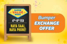 Flipkart Super Value Week: Offers on Realme 2 Pro, Nokia 6.1 Plus, Honor 9N and More