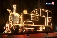 Heritage Steam Engine PL 691 Opens For Public In Chennai