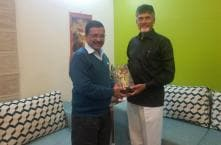 We Will All Fight Together Against Modi Government, Says Kejriwal After Meeting Andhra CM Chandrababu Naidu