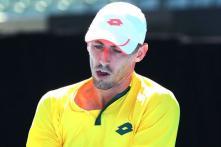 Australia, Serbia Close in on Davis Cup Finals