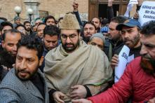 NIA Summons Separatist Leader Mirwaiz, Geelani's Son For Questioning in Delhi