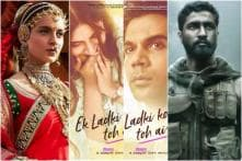 Ek Ladki Ko Dekha Toh Aisa Laga, Manikarnika, URI Box Office: Vicky Kaushal Film Remains First Choice