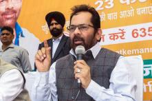 Congress And its Supporters in Competition of Spreading Lies on National Security, Says Mukhtar Abbas Naqvi