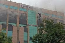 Noida Hospital Didn't Have Fire Licence From Over Five Months, Says Chief Fire Officer