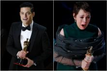 Oscars 2019: Rami Malek, Olivia Colman Win Top Acting Honours, 'Green Book' is Best Picture