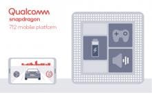 Qualcomm Snapdragon 712 Announced With Faster Clock Speeds and Quick Charge 4+