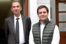 Lt Gen DS Hooda, the Architect of Surgical Strikes, to Lead Rahul Gandhi's Task Force on National Security