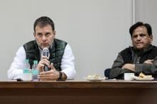 Rahul Gandhi Stresses on Inclusiveness for Candidate Selection for LS Polls in Meeting With Party Leaders