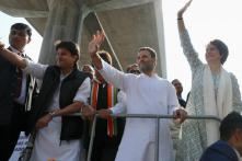 Day After Mega Roadshow, Priyanka Gets 41 and Scindia 39 in UP Seats Division by Rahul