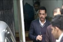 Robert Vadra Back in ED Office After Lunch Break, Day 2 Questioning to Resume