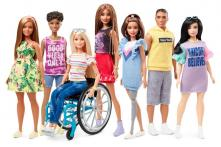 Mattel Collaborates with 13-Year-Old Disablity Activist to Create Wheelchair and Prosthetics Barbie