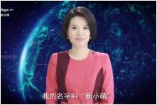 Robot Journo: China's Xinhua to Unveil First Woman AI News Presenter