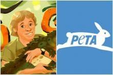 PETA Slammed for Calling 'Crocodile Hunter' Steve Irwin's Google Doodle 'Dangerous'