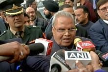 Don't Take Her Seriously: J&K Guv Satya Pal Malik's Remarks on Mehbooba Spark Controversy
