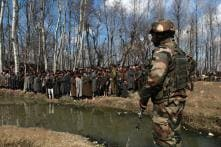 Hunt On for Soldier Who Slipped Into J&K River While Patrolling, Officials Suspect He May Have Drifted Into PoK