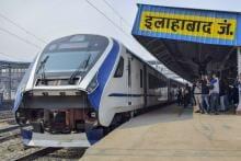 Train 18 Attacked Again, Stones Thrown During Trial Run in Delhi