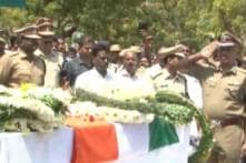 Tamil Nadu CM Announces Jobs to Kin of Slain CRPF Men, Bodies Arrive