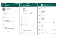 WhatsApp to get Redesigned Settings Menu With Detailed Usage Stats