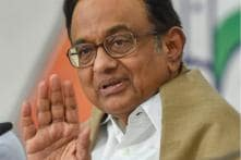 Economy has Entered 'Disastrous Phase of Slowdown' Under Modi Govt: Chidambaram