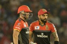 IPL 2019 | Lost Ball Halts Play After Umpire Forgets it in His Pocket