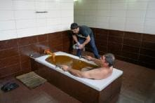 Fuel For the Body: Crude Oil Touted as Health Cure in Azerbaijan