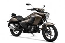 2019 Suzuki Intruder Launched in India for Rs 1.08 Lakh