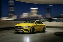 2020 Mercedes-AMG CLA 35 Announced Ahead of Debut at New York International Auto Show