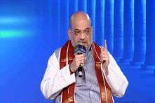 Agenda India 2019: BJP President on 'Main Bhi Chowkidar' Campaign