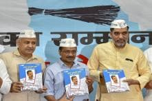 AAP Releases Manifesto for Lok Sabha Elections 2019 with Central Focus on Full Statehood