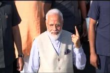 Elections 2019: Weapon Of Terrorism is IED, Strength Of Democracy is Voter ID, Says PM Modi