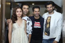 Kalank Screening: Bollywood Stars Watch KJo's Period Drama