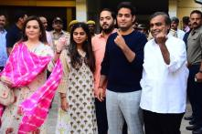 India Inc Votes: Captains of the Indian Industry Cast Their Votes
