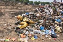 Ambedkar Statue Found in Garbage Pile in Hyderabad After Civic Body Removes it Over Permissions