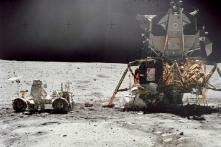 Today Marks 47 Years of NASA's Penultimate Moon Mission Aboard the Apollo 16