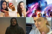 B-Town Celebs Cast Vote in Lok Sabha Polls, Avengers Endgame Earns 186.50 Cr in 3 Days