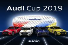Top International Football Clubs to Compete for the 2019 Audi Cup